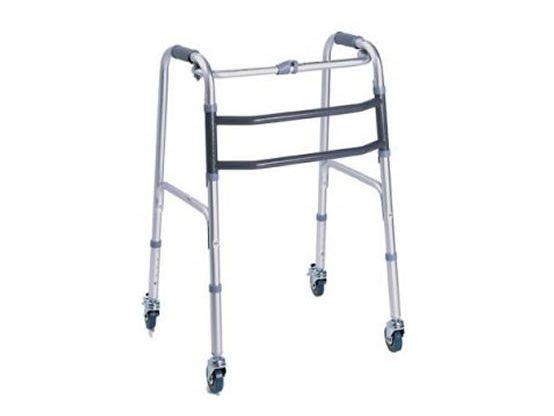 Anodized aluminium Walkers
