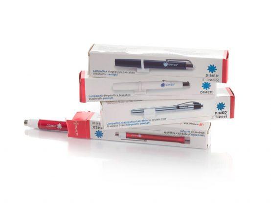 Diagnostic penlight