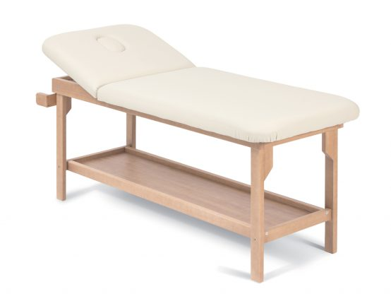 ANTARES series wooden couches for therapy and examination