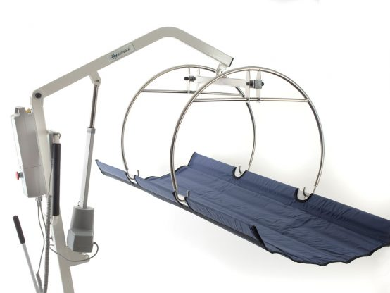 Accessories for patient lifts
