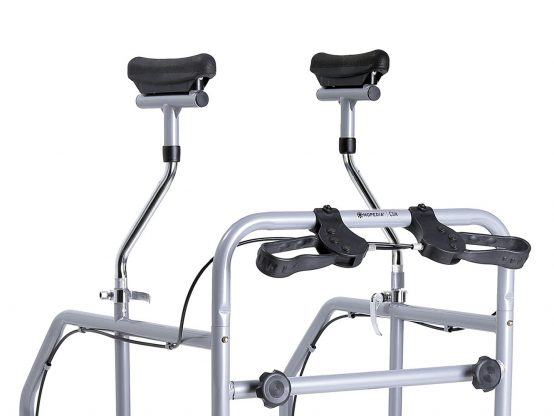 Shoulder rest walkers
