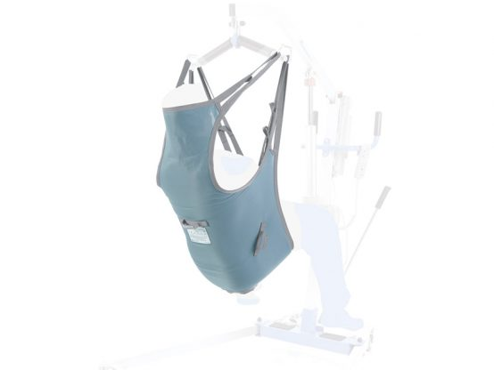 Slings for patient lifts