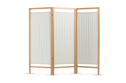 Wooden ward screens