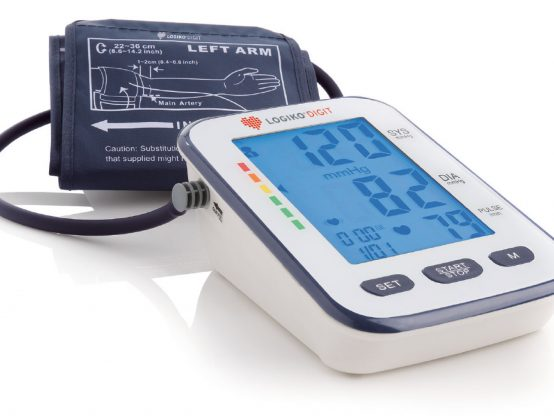 Digital sphygmomanometers