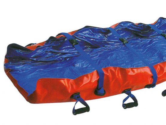 Splints and mattress